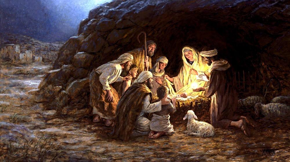 میلاد عیسی مسیح